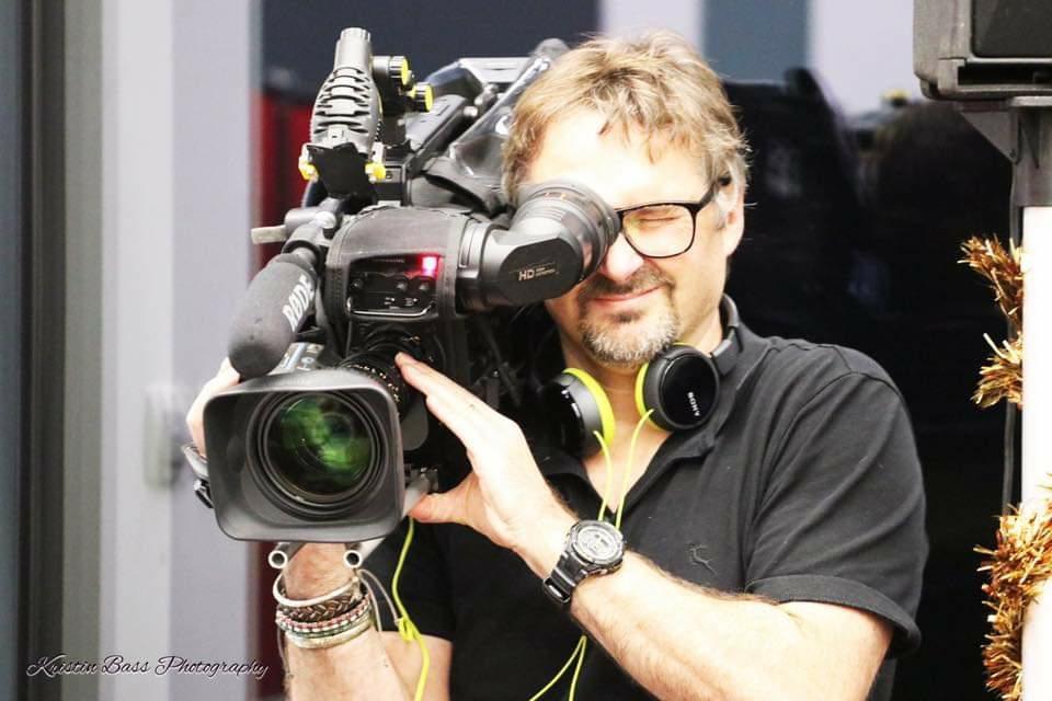 Gordon Gronbach Lighting Cameraman